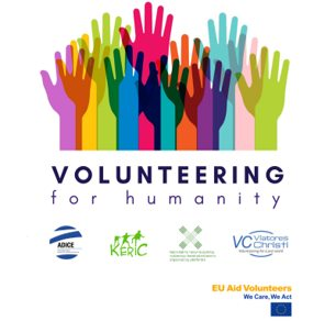 volunteering for humanity logo